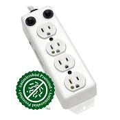 Hospital Grade 4-Way or 6-Way Power Strip